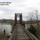 Ashland City Railroad Bridge