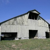 Historic Cragfont Barn